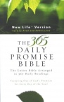 The 365 Daily Promise Bible - 365 Devotional