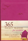 365 Pocket Prayers for Women (leather)