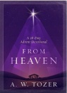 From Heaven - A 28 Day Advent Devotional - CMS ** Christmas