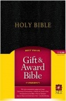 NLT Gift and Award Bible - Black - GAB (pack of 30) only £4.25 each