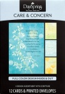 Cards - Blank - Care & Concern - 86076 (Box of 12)