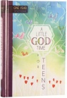 One Year Devotional, A Little God Time for Teens Hardback Edition