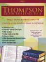 ESV Thompson Chain Reference Bible, Black Genuine Leather