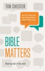 Bible Matters, Meeting God in His Word