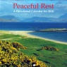 Peaceful Rest, Devotional Calendar for 2018
