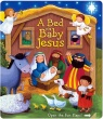 A Bed for Baby Jesus, Boardbook - CMS