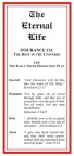 Tract - The Eternal Life Insurance Co (Pack of 100)