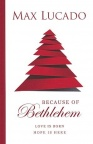 Tract - Because of Bethlehem, (Pack of 25) - CMS