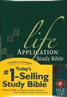 NLT Life Application Study Bible - Hardback