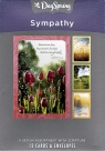 Sympathy Cards - Blessed are They that Mourn (Box of 12)