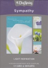 Sympathy Cards - Light Inspiration (Box of 12)