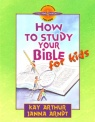 How to Study the Bible for Kids