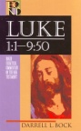 Luke (2 vol set) - Baker Exegetical Commentary  BECNT