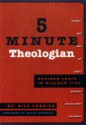 Five Minute Theologian