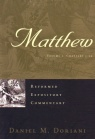 Matthew (2 vols) - Reformed Expository Commentary - REC