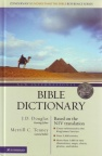 New International Bible Dictionary **