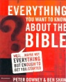 Everything You Want to Know About the Bible **