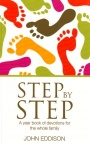 Step by Step - Year book of devotions for whole family