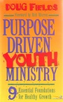 Purpose Driven Youth Ministy