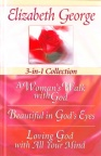 Woman's Walk with God - Beautiful in Gods Eyes - Loving God with all your Mind (3 books in 1)