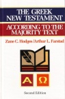 Greek New Testament According to the Majority Text