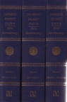 Commentary on Whole Bible (3 vols)