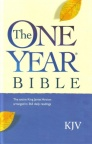 KJV One Year Bible Compact
