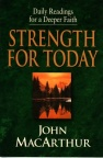 Strength For Today: Daily Readings