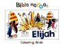 Bible Heroes Colouring Book - Elijah