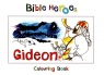 Bible Heroes Colouring Book - Gideon