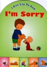I can say to God - Im Sorry - Board Book
