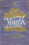 Josh McDowells One Year Book Youth Devotions