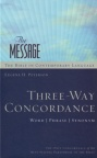 Message Three Way Concordance