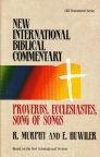 Proverbs - Ecclesiastes - Song of Songs - NIBC