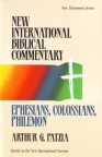 Ephesians - Colossians - Philemon - NIBC