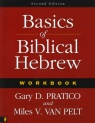 Basics of Biblical Hebrew: Workbook