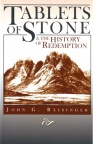 Tablets of Stone & History of Redemption