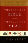 Through the Bible Through the Year (hardback)