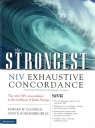 Strongest Exhaustive Concordance: NIV