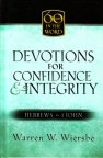 Devotions for Confidence & Integrity - 60 Days in the Word