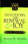 Devotions for Renewal & Joy - 60 Days in the Word