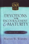 Devotions for Encouragement & Maturity - 60 Days in the Word