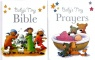 Baby's Tiny Bible and Prayers (2 books)