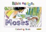 Bible Heroes Colouring Book - Moses