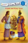 Elijah and King Ahab,  I Can Read! Series