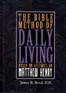 Method of Daily Living