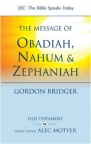 Message of Obadiah, Nahum & Zephaniah - BST