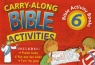 Carry Along Bible Activities