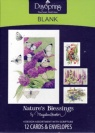 Cards - Blank: Nature's Blessing (Box of 12 cards)
