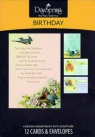 Cards - Birthday: Victorian Blessings